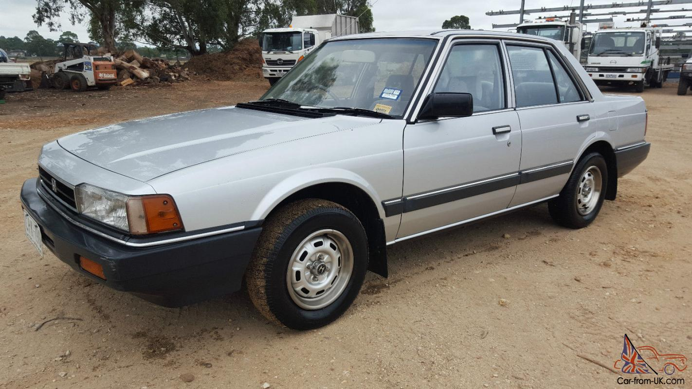 1985 Honda Accord In Vic