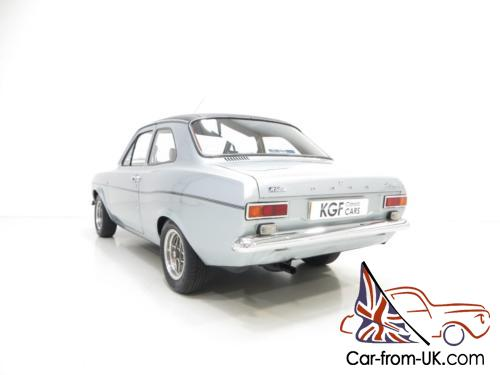 a club registered very rare avo mk1 ford escort rs1600 custom. Black Bedroom Furniture Sets. Home Design Ideas