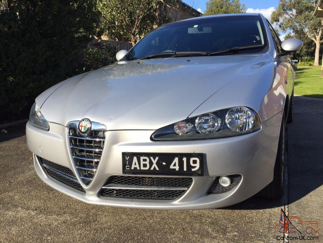 alfa romeo 147 2010 5d hatchback manual 2l multi point f inj 5 seats. Black Bedroom Furniture Sets. Home Design Ideas