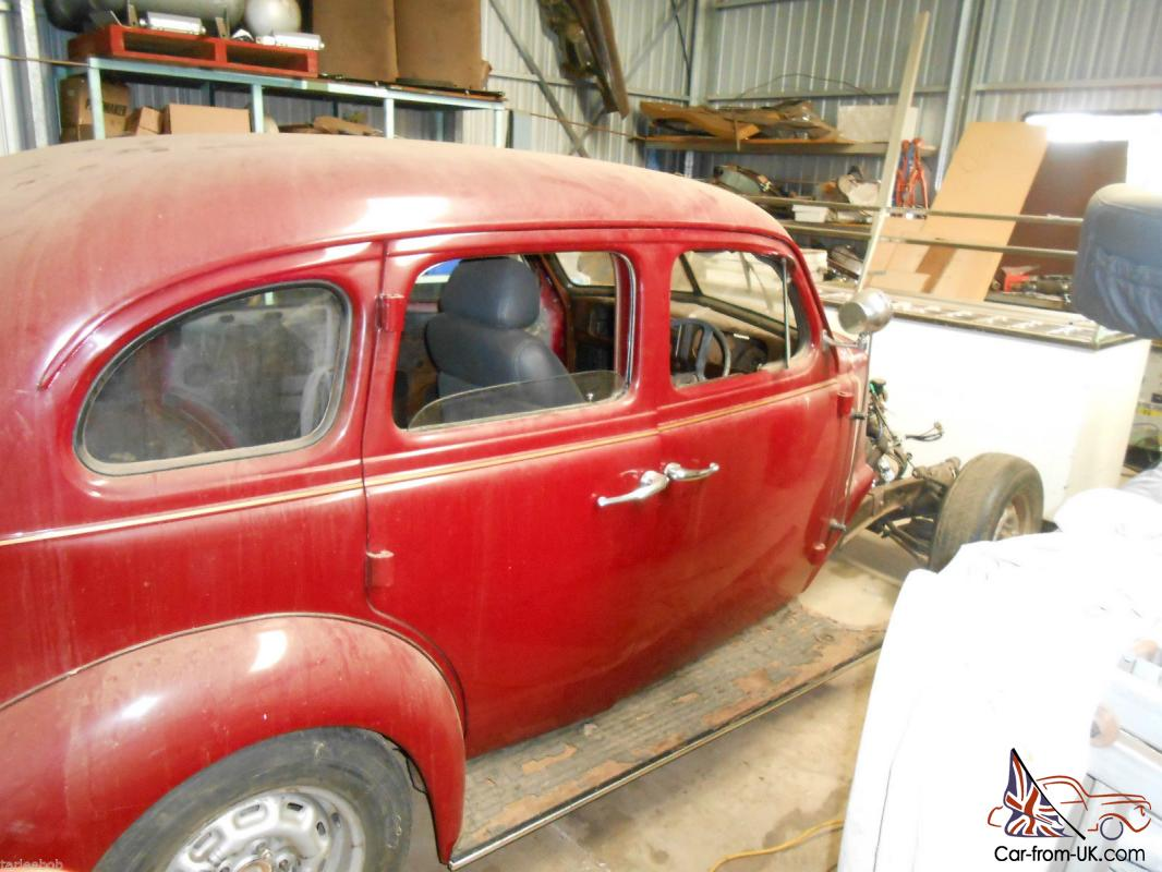 Chev HOT ROD Unfinished Project in SA