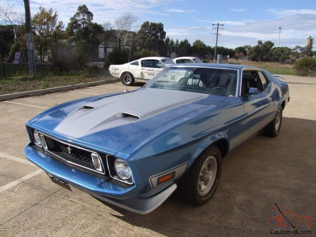 1973 ford mustang fastback mach 1 302 v8 5 speed manual in vic. Black Bedroom Furniture Sets. Home Design Ideas