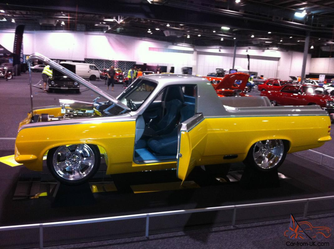 HR UTE Show CAR Motorex Superstars \'Best OF Breed\' Winner in
