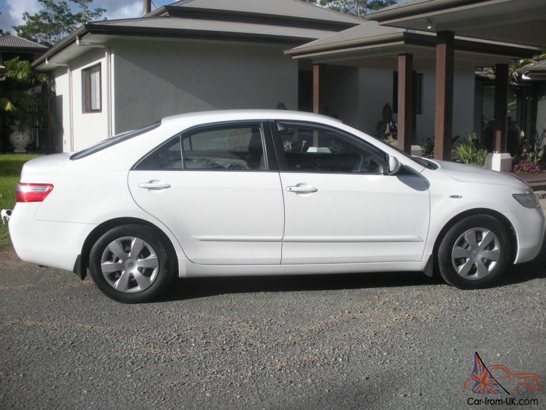 toyota camry altise 2006 4d sedan automatic 2 4l multi point f inj 5 seats. Black Bedroom Furniture Sets. Home Design Ideas