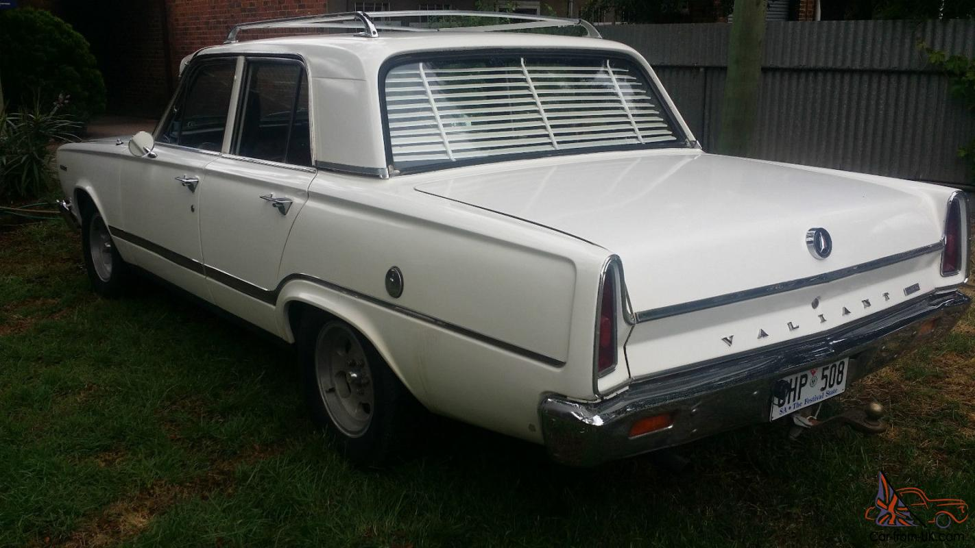 Chrysler Valiant 1966 Sedan Auto 225 Dual Fuel In Nsw
