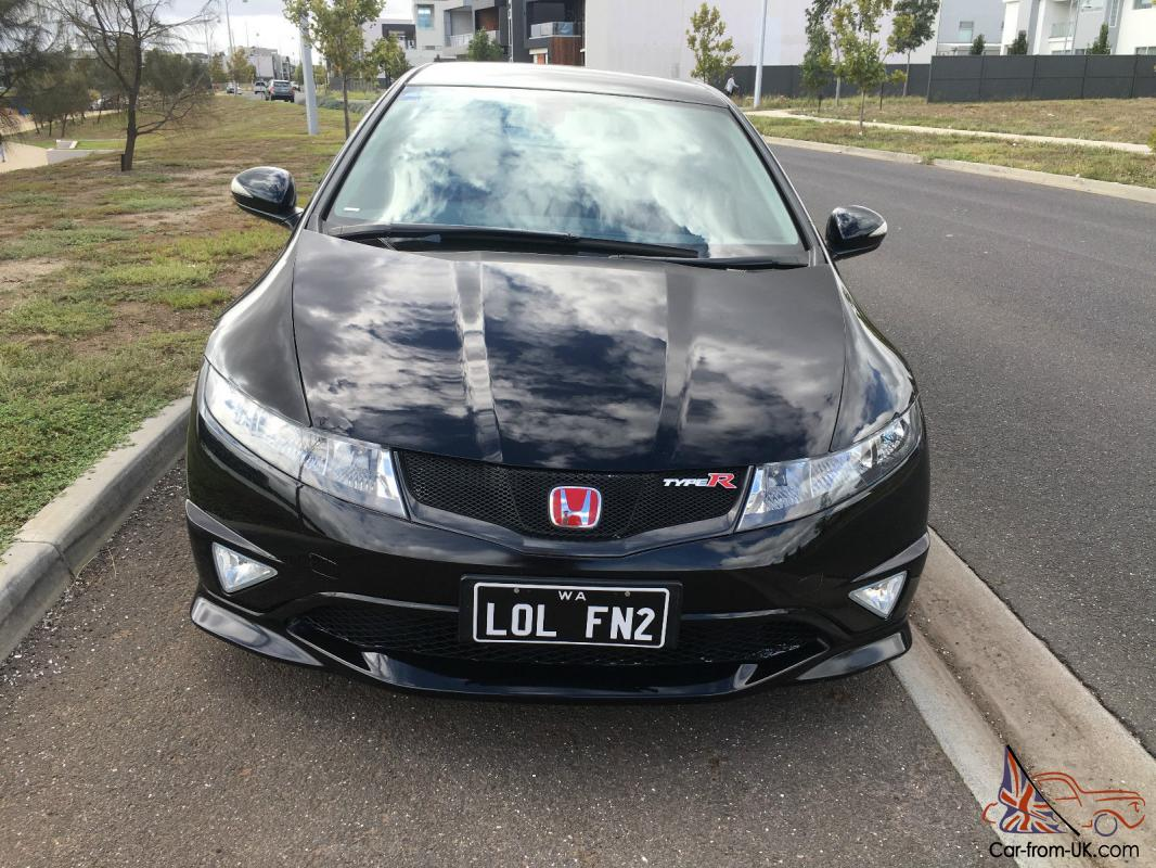 honda civic type r fn2 supercharged 2008 no reserve fpv hsv turbo v8 showcar in vic. Black Bedroom Furniture Sets. Home Design Ideas