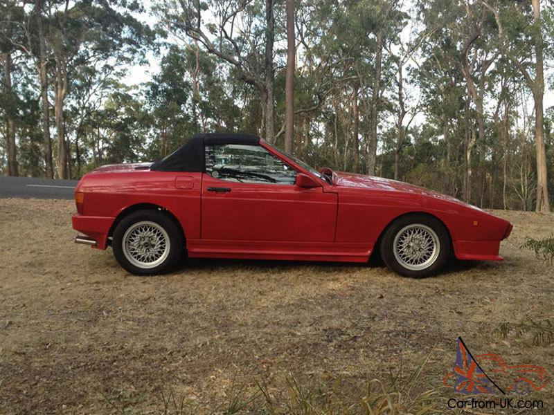 for sale red tvr 350i first registered january 1989 in qld. Black Bedroom Furniture Sets. Home Design Ideas