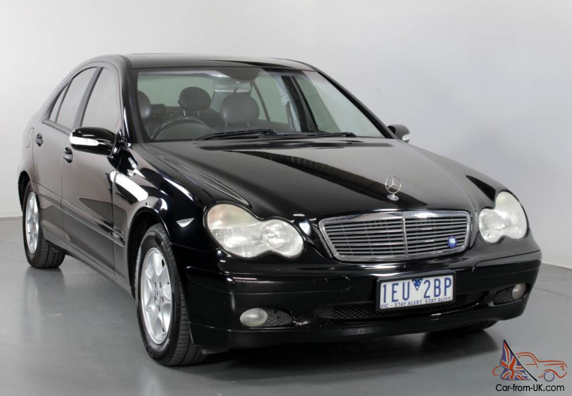 mercedes benz c200 kompressor 2004 automatic 1 8l supercharged. Black Bedroom Furniture Sets. Home Design Ideas