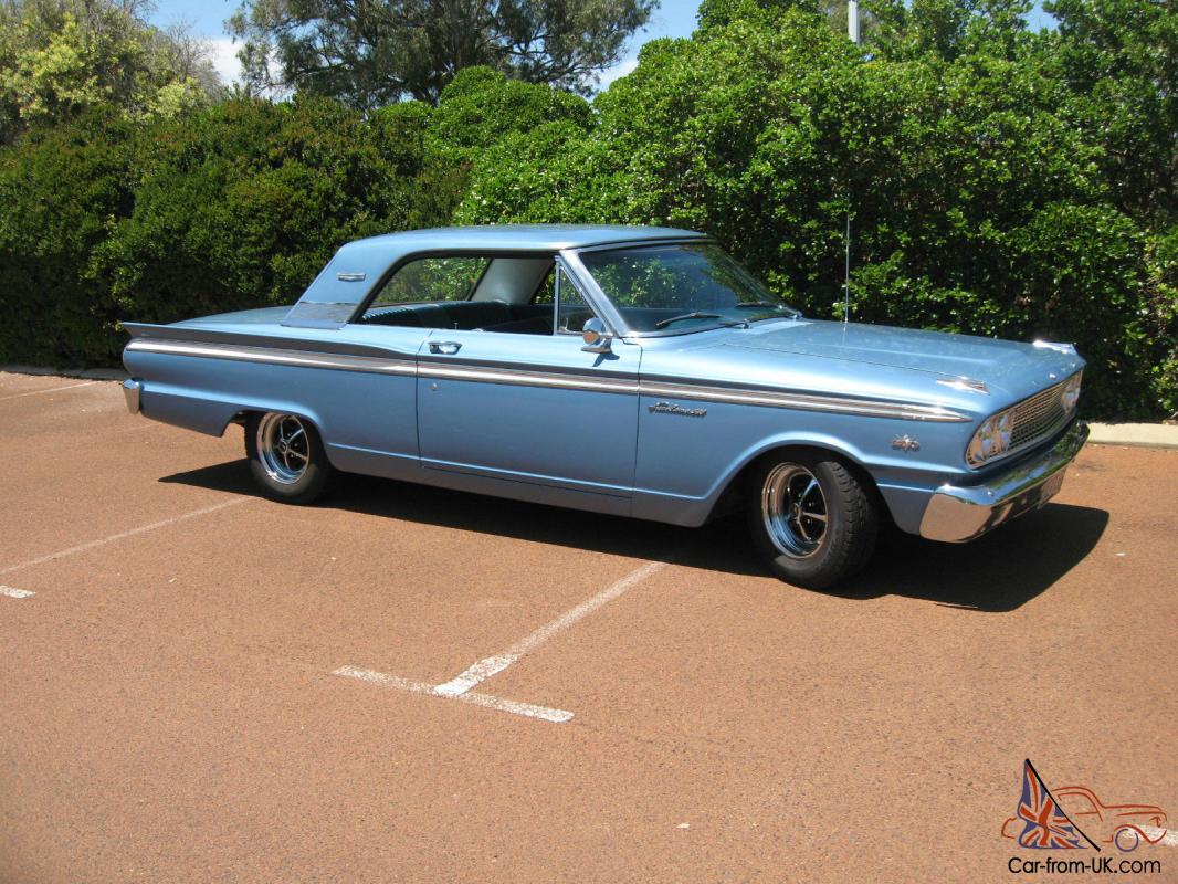 Ford fairlane 500 1963 sports coupe manual in wa