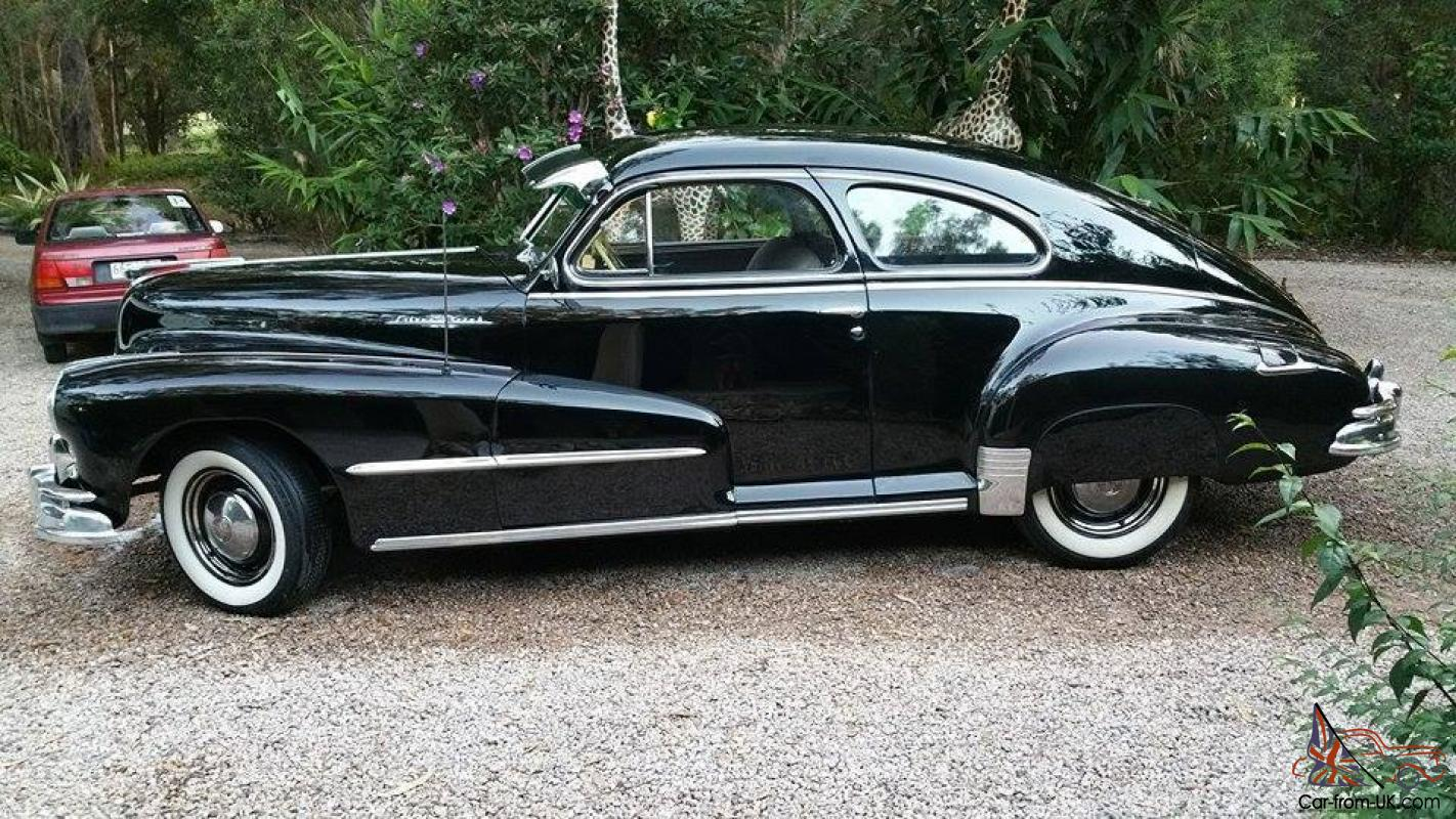 1948 Pontiac Other Coupe Not Chevy Holden Ford Fastback
