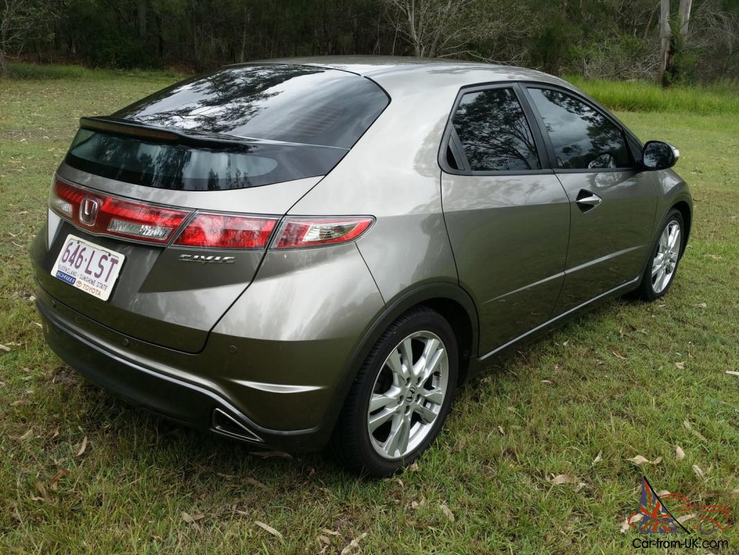 2010 honda civic si hatchback