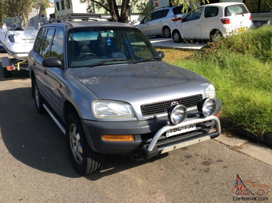 toyota rav4 4x4 1996 4d wagon automatic 2l electronic f inj seats. Black Bedroom Furniture Sets. Home Design Ideas
