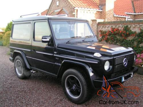 mercedes g wagon 5 6 amg v8 auto awesome vehicle 19500 offers px considered. Black Bedroom Furniture Sets. Home Design Ideas