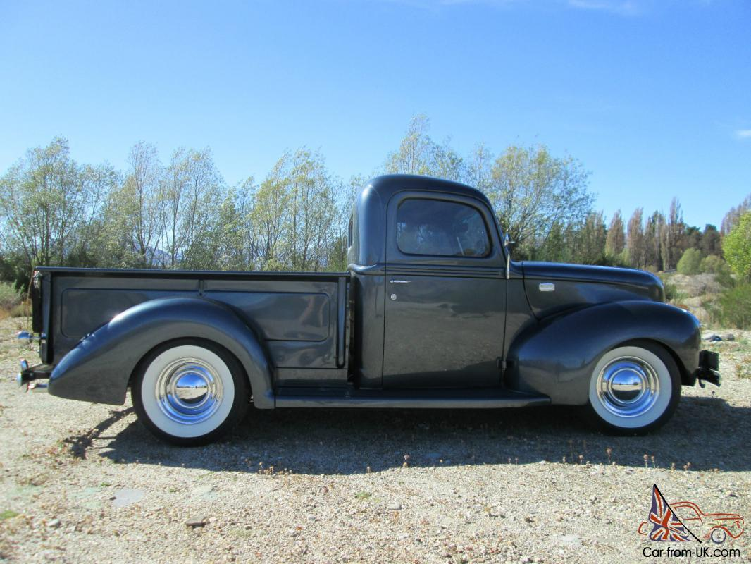 1941 Ford Pickup Truck Front Fenders