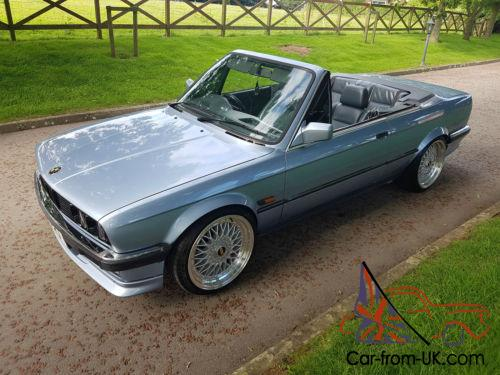 Bmw E30 Convertible M54 B30 Converted Stuning No Reserve