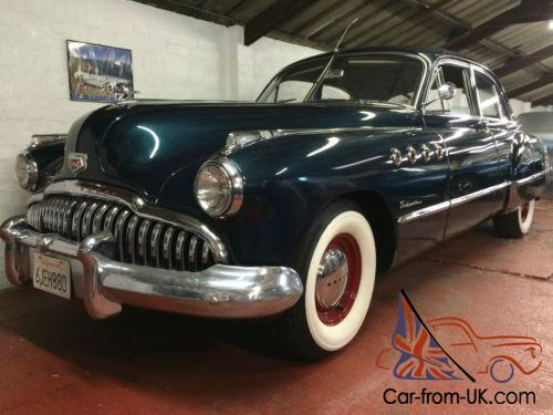 1949 buick roadmaster stunning 38 000 miles california fresh. Black Bedroom Furniture Sets. Home Design Ideas