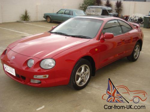 1999 toyota celica sx r liftback with only 126 000kms. Black Bedroom Furniture Sets. Home Design Ideas