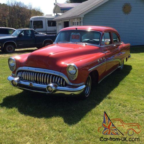 Buick Cars For Sale: 1953 Buick Other
