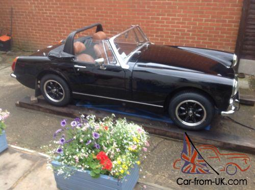 You tell mg midget model your