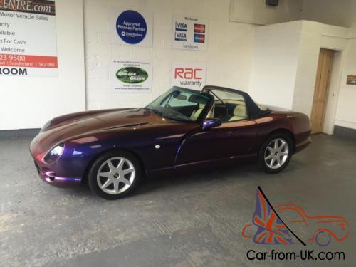 tvr chimaera 4 0 v8 2 door convertible with air conditioning power steering. Black Bedroom Furniture Sets. Home Design Ideas
