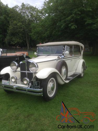 1930 Nash Tourer American Wedding Car Photo