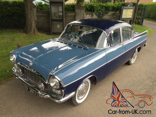 1960 vauxhall cresta easy project rockabilly 50 39 s cruiser. Black Bedroom Furniture Sets. Home Design Ideas