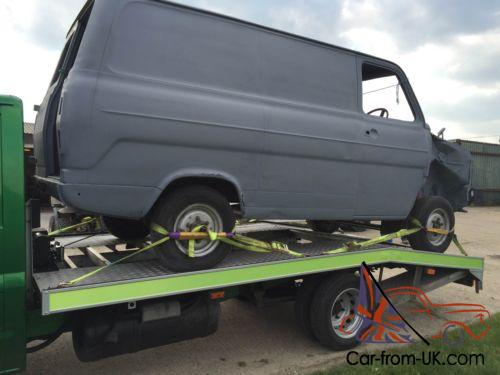 ford transit mk2 early with rare 6 stud axles project. Black Bedroom Furniture Sets. Home Design Ideas