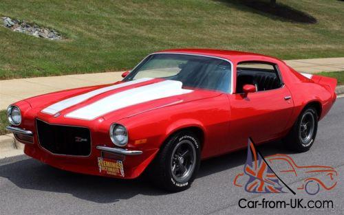 1971 chevrolet camaro pro touring z28. Black Bedroom Furniture Sets. Home Design Ideas