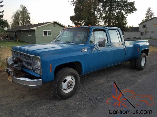 1979 gmc sierra dually | GMC 3500HD Crew Cab Long Bed Dually  2019-05-03