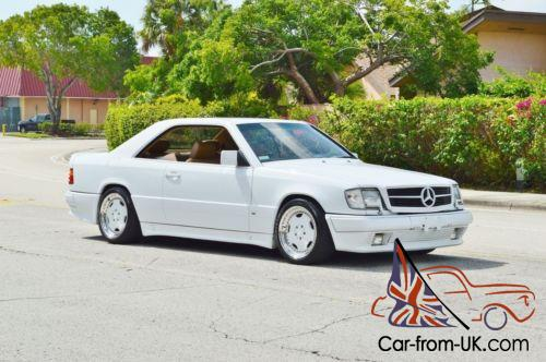 1988 Mercedes Benz 300 Series Amg Twin Turbo 300ce
