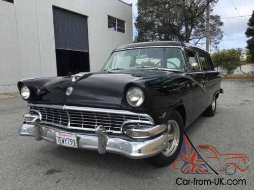 1956 ford fairlane for 1956 ford 2 door station wagon