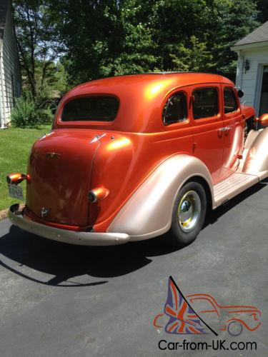 1936 dodge other 3 door for 1936 dodge 4 door sedan