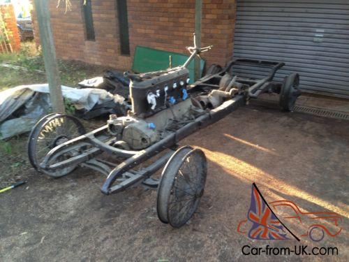 6 Cyl Car Rolling Chassis In Qld