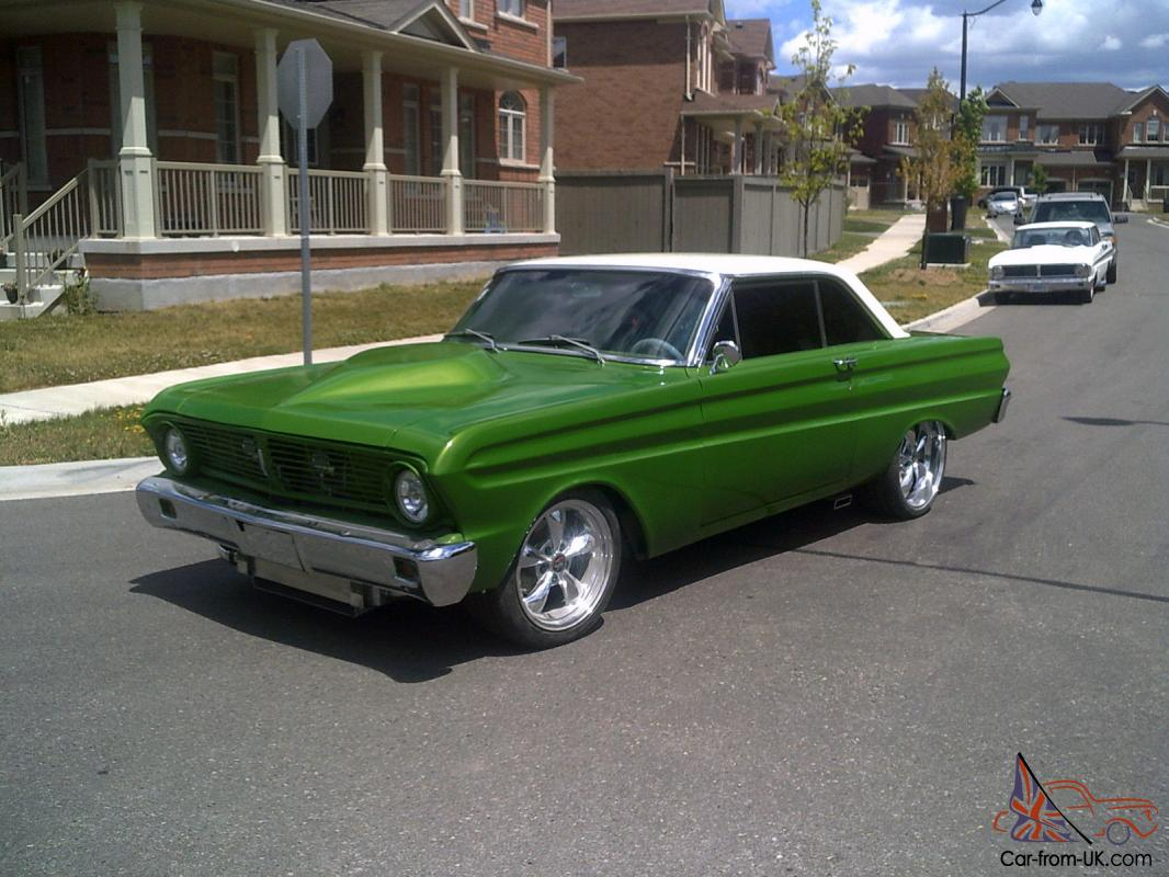 Ford Falcon Hot Rod