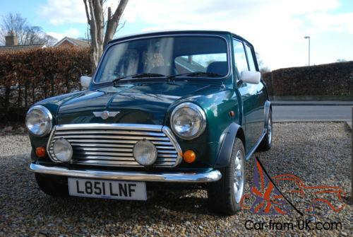1994 Jdm Spec Spi 1275 Automatic Rover Classic Mini Cooper Japan