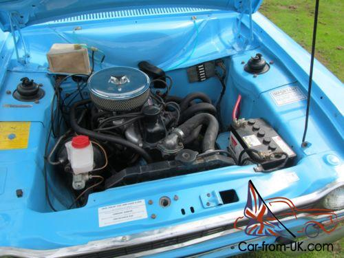1970 Ford Escort Mk1 1600 Gt Mexico Rep In Cornwall