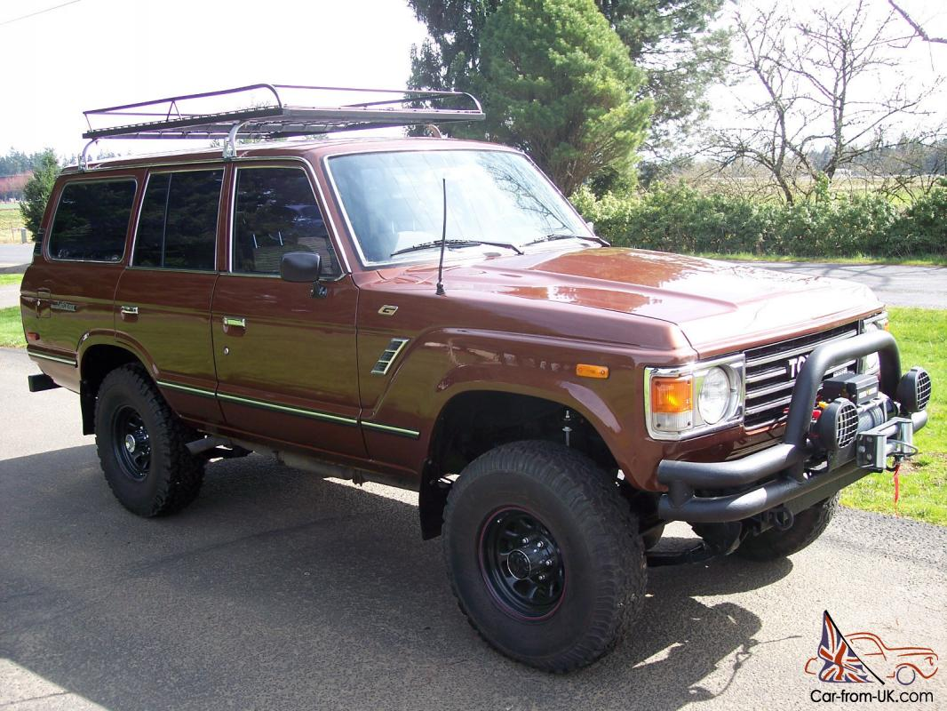 Toyota Landcruiser Bj60 Turbo Diesel 5 Speed