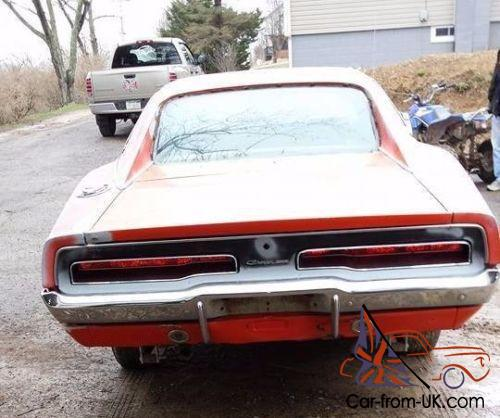 Dodge Charger For Sale: 1969 Dodge Charger