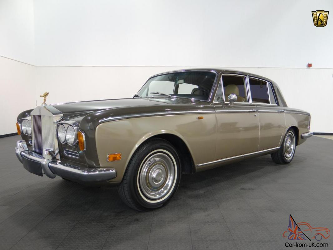 1970 rolls royce silver shadow. Black Bedroom Furniture Sets. Home Design Ideas