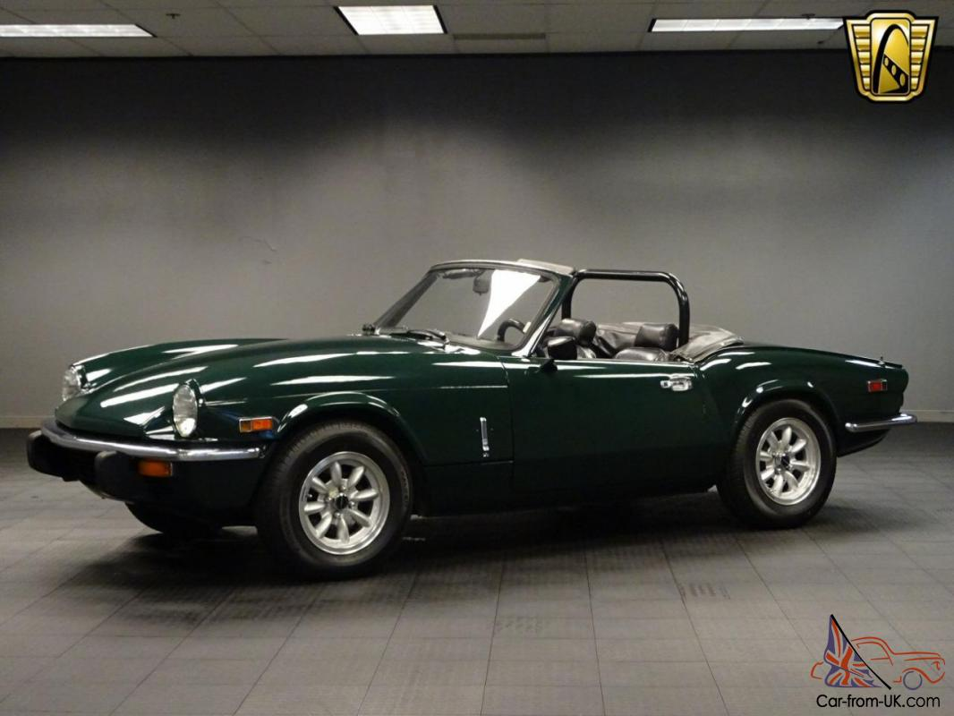 1979 triumph spitfire. Black Bedroom Furniture Sets. Home Design Ideas