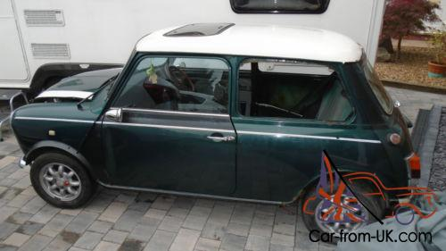 Rover Mini Cooper Rsp Special Production 1990 H Regideal Project
