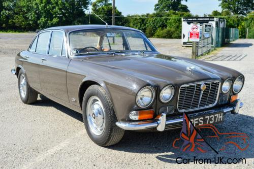 1969 jaguar xj6 series 1 2 8 litre de luxe manual overdrive. Black Bedroom Furniture Sets. Home Design Ideas