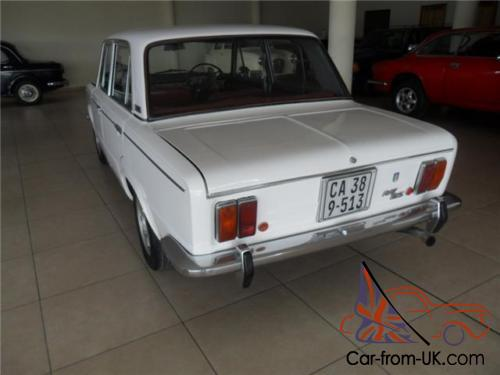 1970 Fiat 125 Special Totally Mint Condition