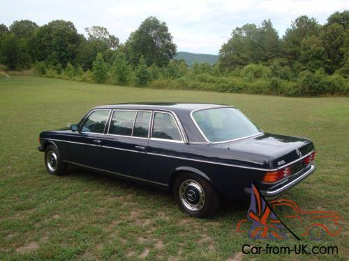 Other Makes Limousine 1980 For Sale 1980 Gaz 14: 1980 Mercedes-Benz Other