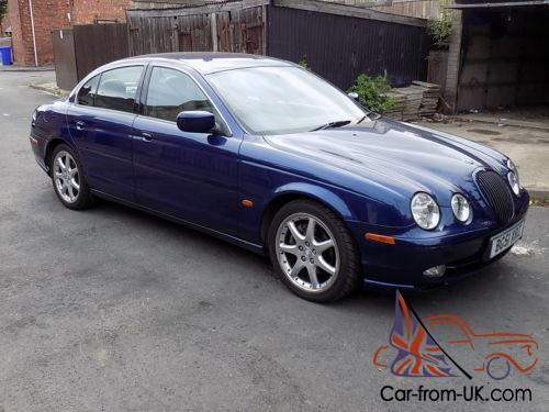 jaguar s type 3 litre sport 5 speed manual in pacific blue rh car from uk com BMW 507 1971 BMW 1600 Caribe Blue