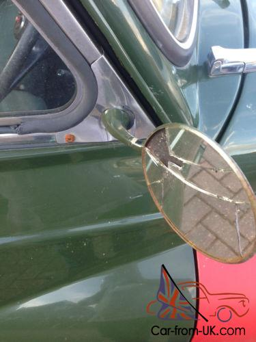 What To Do With Expired Car Seats >> REVISED ex Military Morris Minor 1000 Traveller Chassis no ...