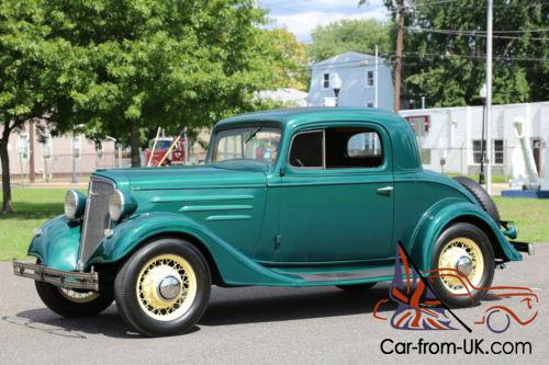 1935 chevrolet other 3 window coupe for 1935 3 window coupe