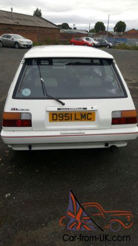 Toyota Corolla Gt Twin Cam 16 Valve Ae82
