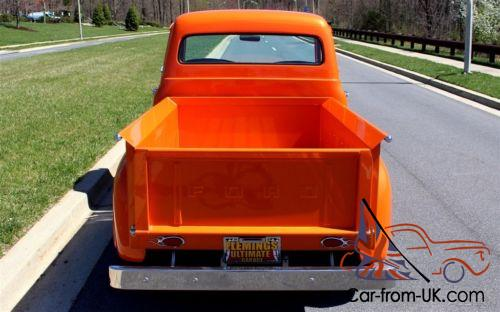 1955 ford f 100 pro touring for Garage ford vernon