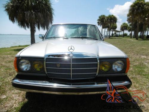 1982 Mercedes Benz 300 Series