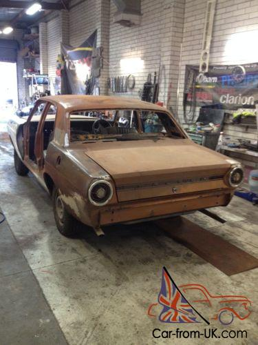 Xr Gt Ford Falcon V8 In Vic